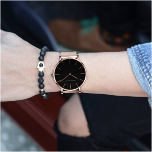 Ceas dama Hannah Martin Top Brand Fashion Luxury Simple [2]