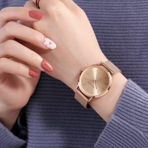 Ceas dama Hannah Martin Top Brand Fashion Quartz Analog [2]