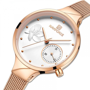 Ceas dama Naviforce Quartz Elegant Fashion0