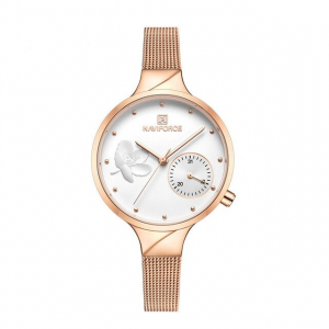 Ceas dama Naviforce Quartz Elegant Fashion2
