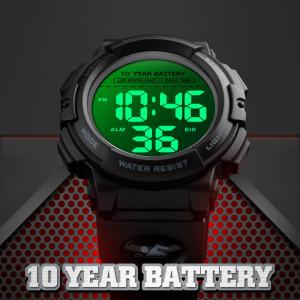 Ceas de mana barbatesc Skmei Rezistent la inot baterie 10 ani [4]