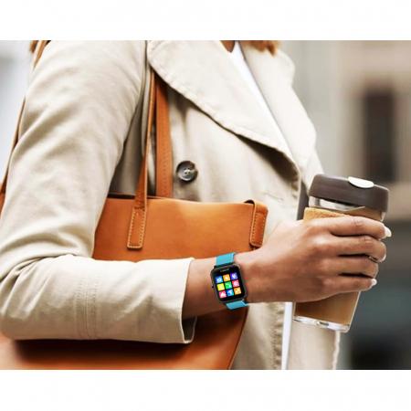 Ceas smartwatch Zeblaze GTS Fitness Tracker Primire  Efectuare Apeluri Monitorizeaza Ritm Cardiac [9]