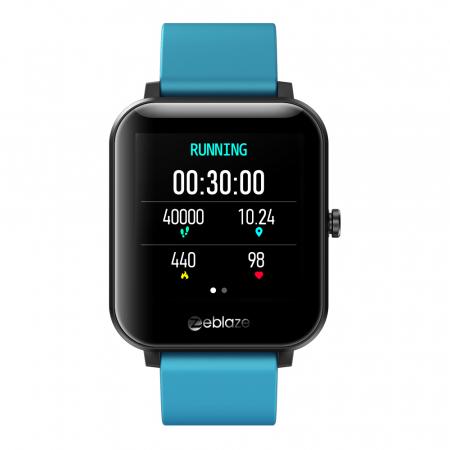 Ceas smartwatch Zeblaze GTS Fitness Tracker Primire  Efectuare Apeluri Monitorizeaza Ritm Cardiac [0]