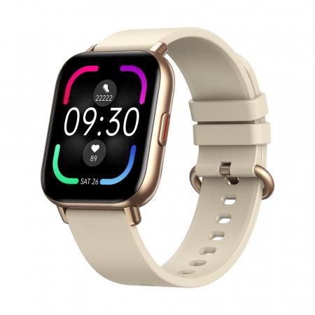 Ceas smartwatch Zeblaze GTS Pro Fitness Tracker Monitorizeaza ritmul cardiac Compatibil AndroidIOS [1]