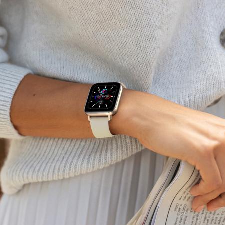 Ceas smartwatch Zeblaze GTS Pro Fitness Tracker Monitorizeaza ritmul cardiac Compatibil AndroidIOS [5]