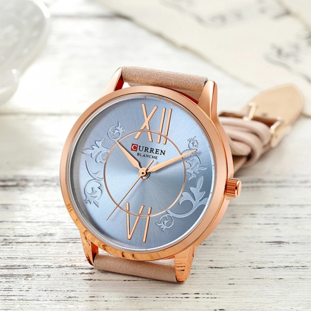 Curren Ceas dama Casual Fashion Quartz3