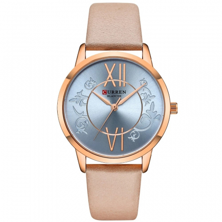 Curren Ceas dama Casual Fashion Quartz0