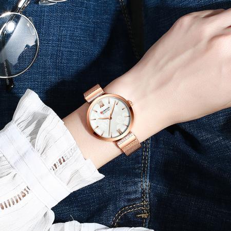 Curren Ceas de mana pentru femei Mecanism Quartz [4]