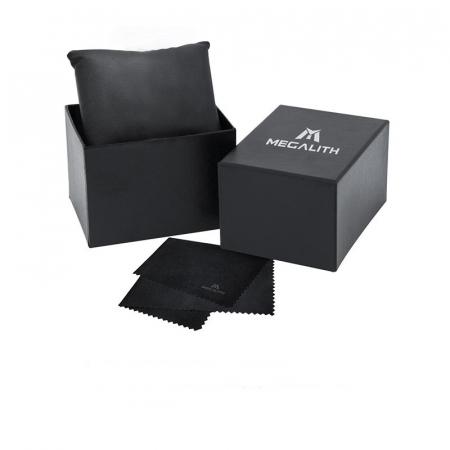 Ceas barbatesc Megalith Sport Dual Time Luxury5
