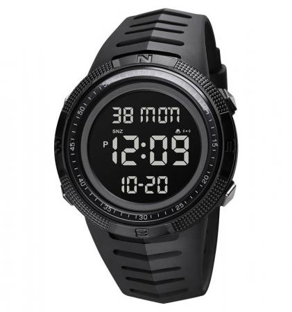 Skmei Ceas barbatesc Digital Sport Alarma Cronometru [0]