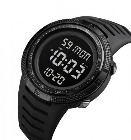 Skmei Ceas barbatesc Digital Sport Alarma Cronometru [1]