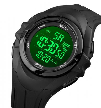 Skmei Ceas barbatesc Sport Digital Cronometru Alarma [2]