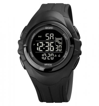 Skmei Ceas barbatesc Sport Digital Cronometru Alarma [0]