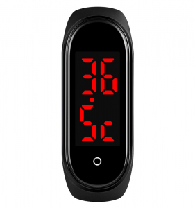 Skmei Ceas de mana Digital Monitorizeaza temperatura corpului Sport [2]