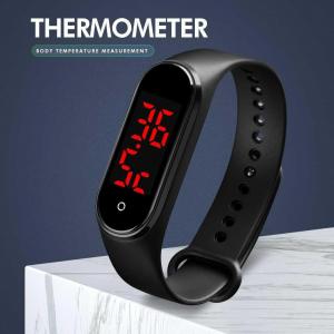 Skmei Ceas de mana Digital Monitorizeaza temperatura corpului Sport3