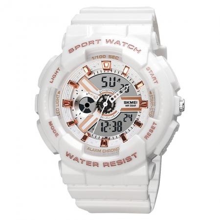 Skmei Ceas pentru copii Sport Digital Cronometru Alarma [0]