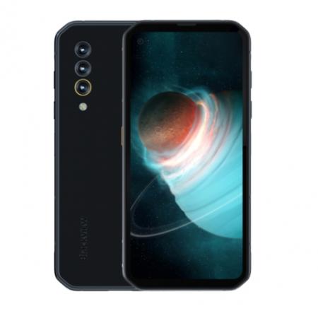 "Telefon mobil Blackview BL6000 Pro Gri, 5G, Android 10, 5280mAh, IPS 6.36"", 8GB RAM, 256GB ROM, Dimensity 800, NFC, IP68, Dual SIM2"