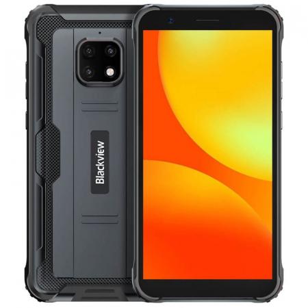 Telefon mobil Blackview BV4900 Pro, Android 10, 4G, IPS 5.7, 4GB RAM, 64GB ROM, Helio P22 OctaCore, NFC, 5580mAh, Dual SIM, Negru [1]