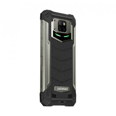 Telefon mobil Doogee S88 Plus, IPS 6.3, 4G, 8GB RAM, 128GB ROM, Android 10, Helio P70 OctaCore, NFC, Waterproof, 10000mAh, Dual SIM, Negru [4]