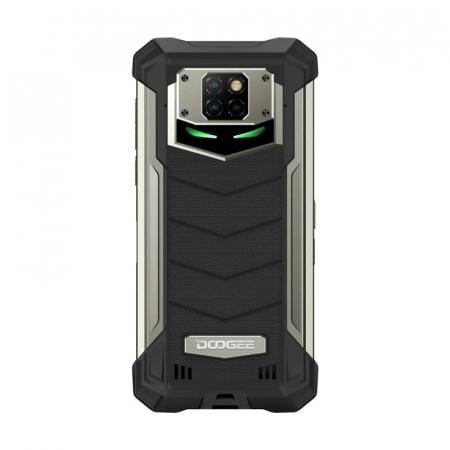 Telefon mobil Doogee S88 Plus, IPS 6.3, 4G, 8GB RAM, 128GB ROM, Android 10, Helio P70 OctaCore, NFC, Waterproof, 10000mAh, Dual SIM, Negru [3]