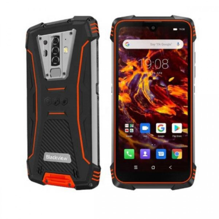 Telefon mobil, smartphone Blackview BV6900, Helio P25 OctaCore, 4G, IPS 5.84inch, 4GB RAM, 64GB RAM, Android 9.0, Waterproof, 5580mAh, Dual SIM2