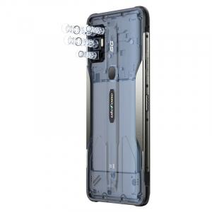 "Telefon mobil Ulefone Armor 10 Negru, 5800 mAH, 5G, Android 10, Dual Sim,  6.67"" FHD+, 8GB RAM, 128GB ROM ROM, Dimensity 800, NFC, IP683"