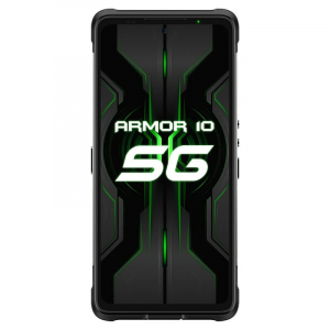 "Telefon mobil Ulefone Armor 10 Negru, 5800 mAH, 5G, Android 10, Dual Sim,  6.67"" FHD+, 8GB RAM, 128GB ROM ROM, Dimensity 800, NFC, IP681"