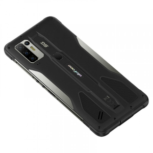 "Telefon mobil Ulefone Armor 10 Negru, 5800 mAH, 5G, Android 10, Dual Sim,  6.67"" FHD+, 8GB RAM, 128GB ROM ROM, Dimensity 800, NFC, IP684"