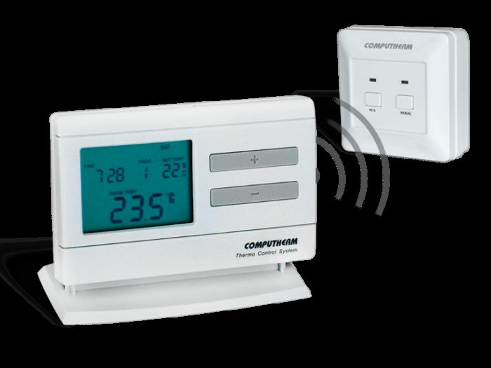 Termostat de ambient fara fir COMPUTHERM Q7RF 0