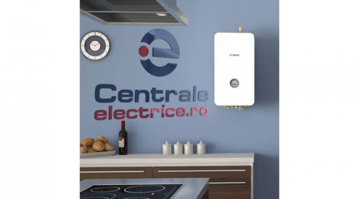 Bosch Tronic Heat 3500 9 - 9 kW centrala termica electrica 4
