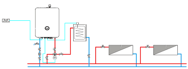 Bosch Tronic Heat 3500 18 - 18 kW centrala termica electrica 10