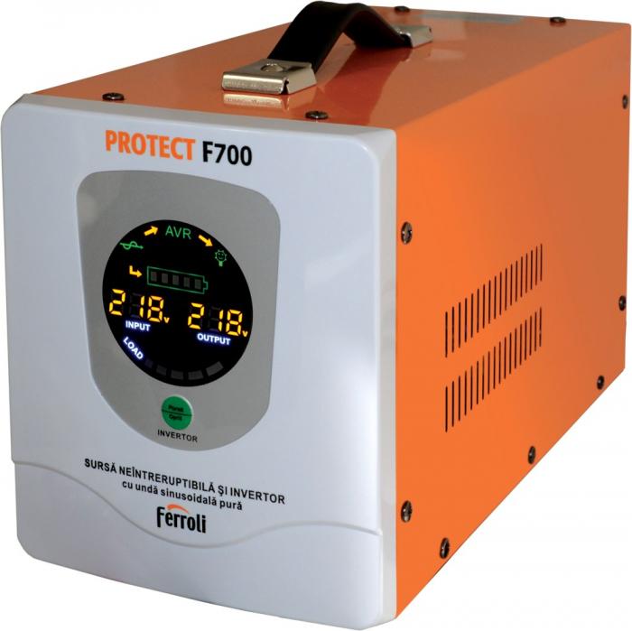 Stabilizator UPS Ferroli PROTECT F700 0
