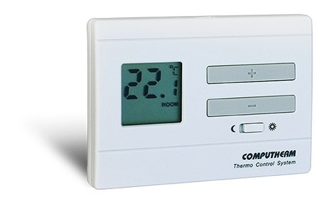 Termostat de ambient cu fir COMPUTHERM Q3 0
