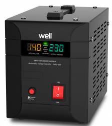Stabilizator automat de tensiune Agile 2000VA, Well 0