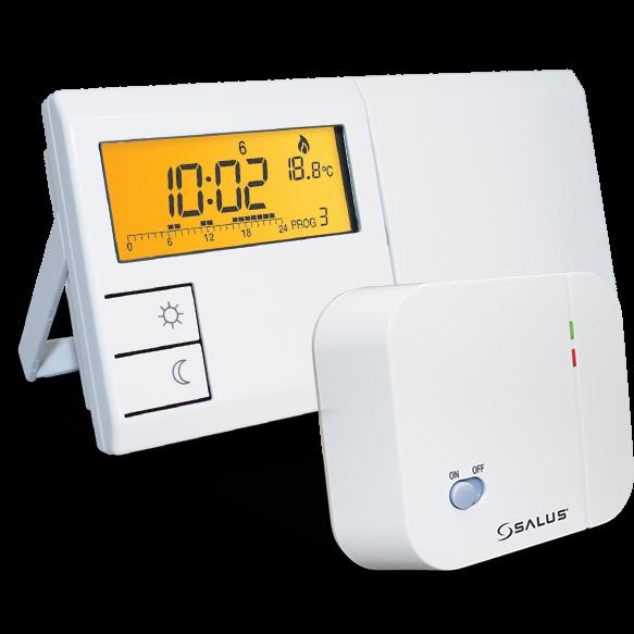 Termostat ambiental programabil radio comanda, 091FLRF 0