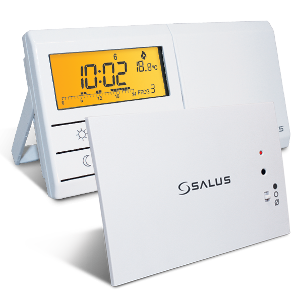 Termostat ambiental programabil radio comanda, 091FLVBC 0