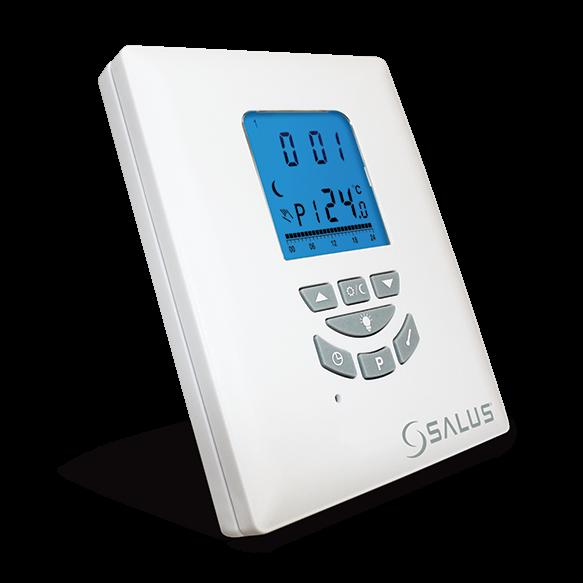 Termostat ambiental programabil cu radio comanda, T105RF 1