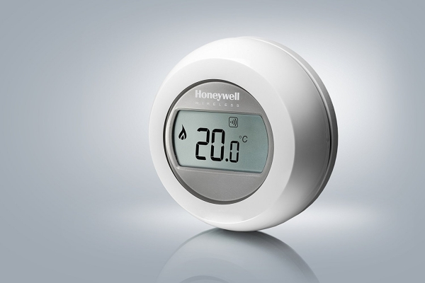 Termostat de ambianta HONEYWELL on/off WiFi, The Round connected Y87 RFC 4