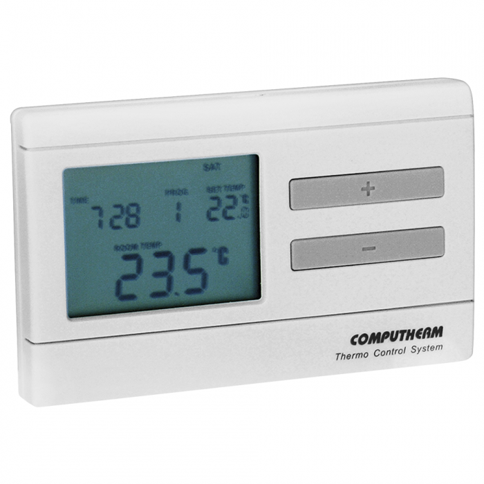 Termostat de ambient cu fir COMPUTHERM Q7 0