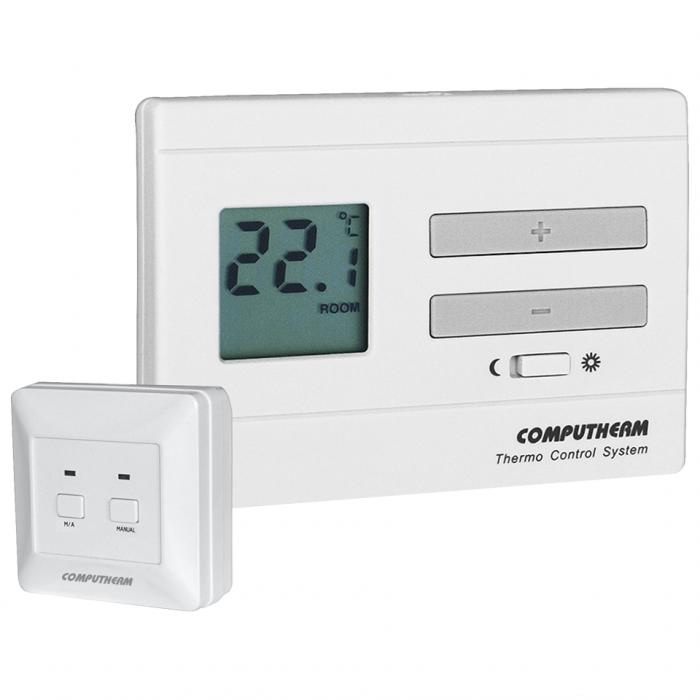 Termostat de ambient fara fir COMPUTHERM Q3RF 0
