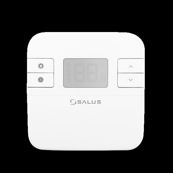 Termostat neprogramabil cu receptor tip priza, RT310SPE - Salus 1