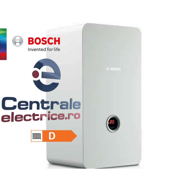 Bosch Tronic Heat 3500 24 - 24 kW centrala termica electrica 0