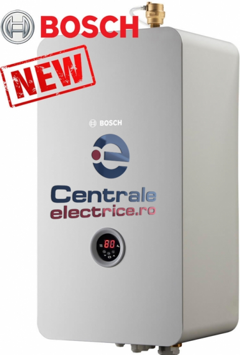 Bosch Tronic Heat 3500 24 - 24 kW centrala termica electrica 1