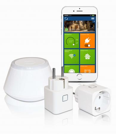 Priză inteligentă cu monitorizare consum de energie SPE6000
