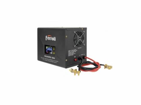 Stabilizator si UPS, 1000VA/600W, Ferroli Guard 1000 [0]