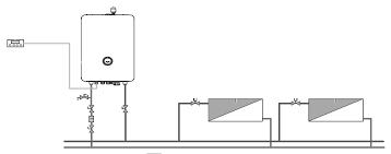 Bosch Tronic Heat 3500 18 - 18 kW centrala termica electrica11