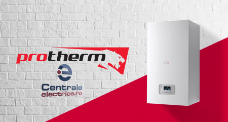 Centrala termica electrica Protherm Ray 12 kW - model nou 20190