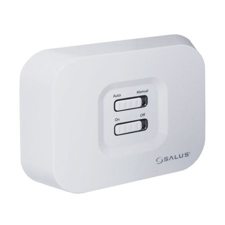 Smart Home Salus IT600 pachet baza Gateway UGE600, Termostat digital 4 in 1 VS20WRF, Receptor de sistem RX10RF, priza inteligenta SPE600. 5 ani garantie4