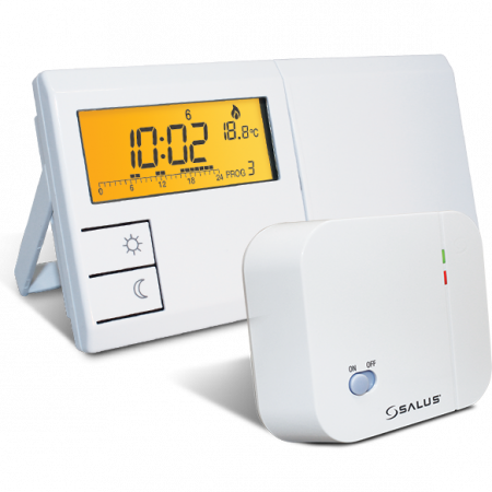 Termostat ambiental programabil radio comanda, 091FLRF0