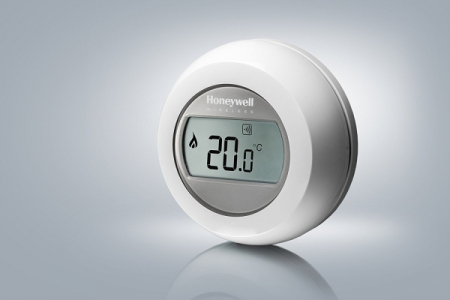 Termostat de ambianta HONEYWELL on/off WiFi, The Round connected Y87 RFC4